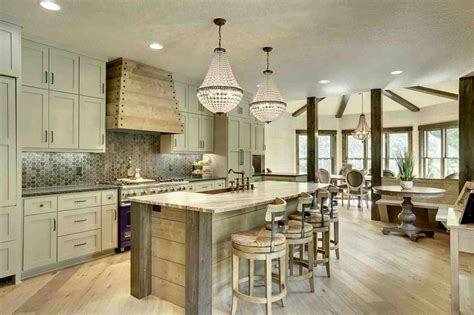 R&h Home Interiors : Open Arch Small Kitchen Or Dining Design Inspiration