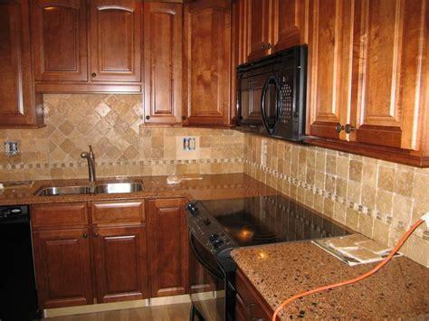 Orange Tile Backsplash for Smart Kitchen: Stunning