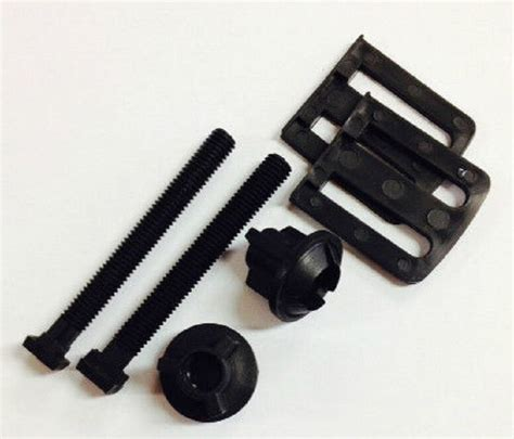 Toilet Seat Washer by Toilet Seat Hinges Bolt Nut And Washer Ebay