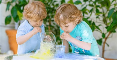 Jednostavni eksperimenti za kod kuće po uzrastima dece