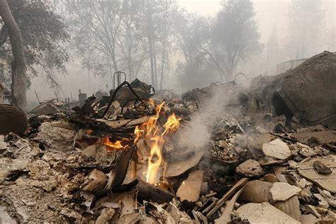 butte fire major disaster declaration  calaveras