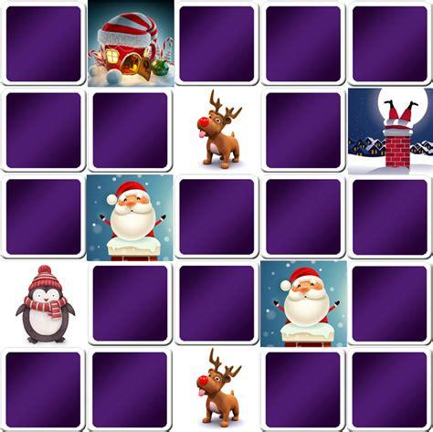 great memory game  kids  years  santa claus
