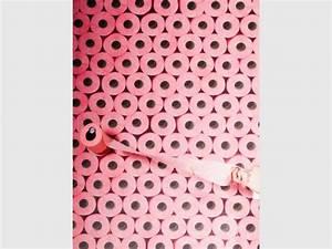 Papier Peint Pour Wc : 10 accessoires pour des toilettes originales ~ Nature-et-papiers.com Idées de Décoration