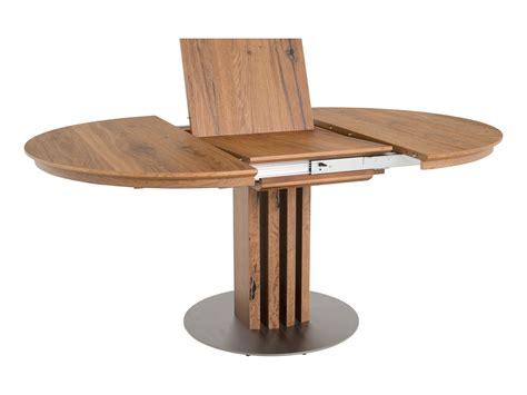 Massivholz tisch stornas auf fast 3m ausziehbar im ikea. Ikea Tisch Rund Ausziehbar