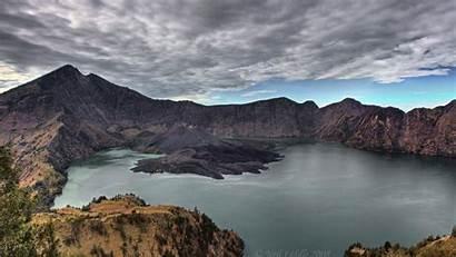 Crater Rinjani Wallpapers Lombok Baltana Trekking Backgrounds