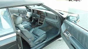 1989 Chrysler Lebaron Gtc -  1950