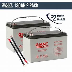 Batterie Agm Camping Car : dual battery kits 130ah dual battery kit for camping 4wd boating caravans off grid solar kits ~ Medecine-chirurgie-esthetiques.com Avis de Voitures