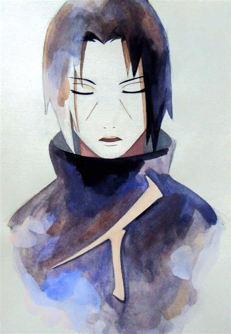 older brother itachi uchiha daily anime art