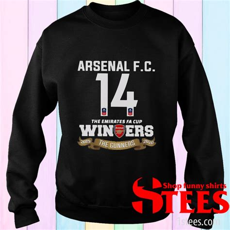 Arsenal Fc 14 The Emirates Fa Cup Winners 2019 The Gunners ...