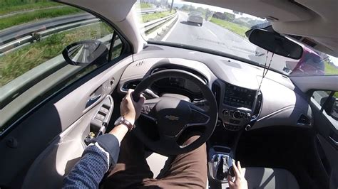 Cruze Sport6 2018 1.4T - Rodovia - YouTube