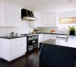modern kitchen interiors black and white kitchens ideas photos inspirations