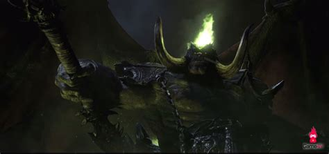 [lịch Sử Warcraft] Pit Lord Mannoroth