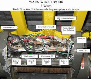 Warn Winch 9000i Schematic - Jeeps Canada