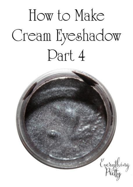 cream eyeshadow  alcohol  oil part