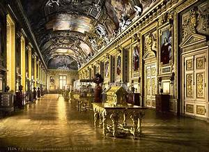 The History Of The Palais Du Louvre
