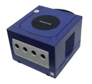 nintendo gamecube console purple pre owned gamecube the gamesmen