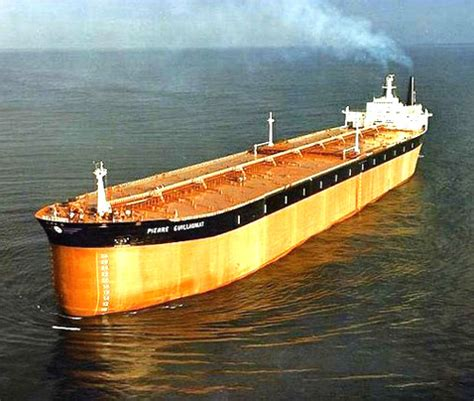 Pierre Guillaumat by World S 30 Largest Ships Rediff Business