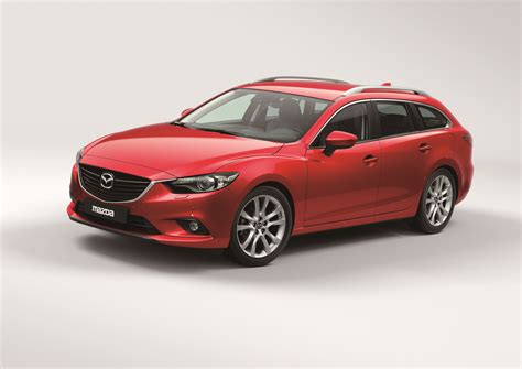 Mazda 6 Wagon 2013 Wallpapers