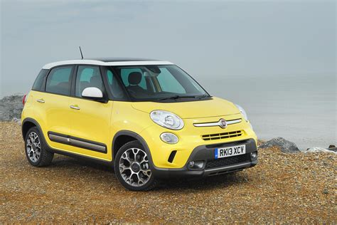 Fiat 500l Review by Fiat 500l Trekking Review