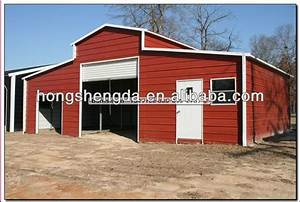 china low cost metal roof steel frame horse barn shelters With buy a horse barn