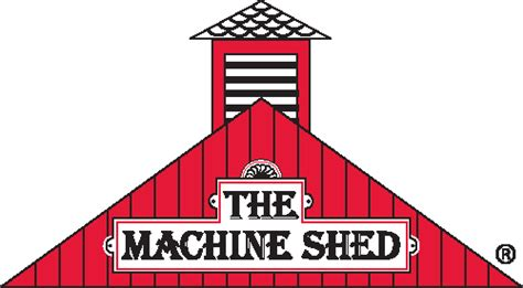 Machine Sheds In Iowa And Illinois
