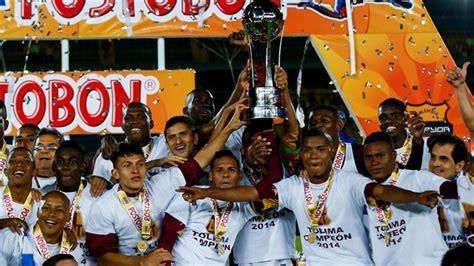 Deportes Tolima Es El Gran Campeón
