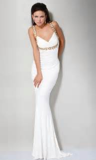 white bridesmaid dresses 20 beautiful white prom dresses magment