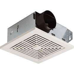 broan duct free bathroom fan upc 026715002511 broan 688 white economy 50 cfm 4 sone
