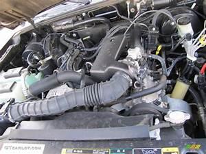 2003 Ford Ranger Edge Regular Cab 3 0 Liter Ohv 12v Vulcan