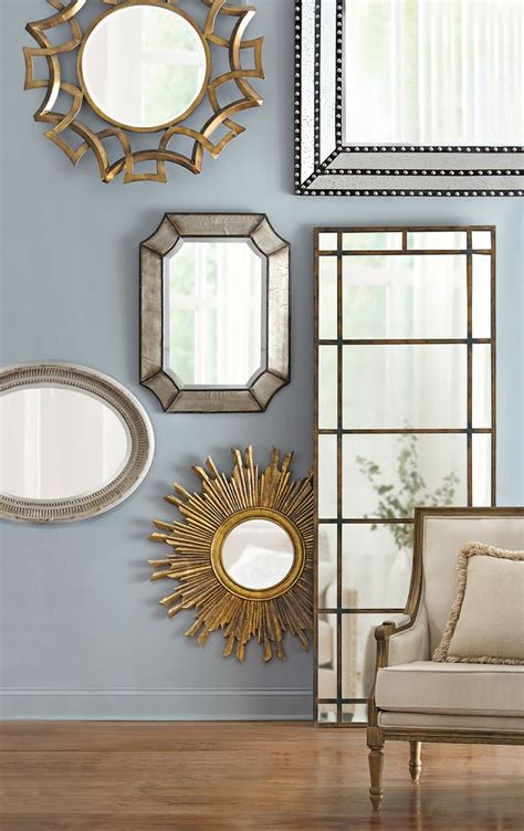 Decorative Mirror - best 25 wall of mirrors ideas on wall mirrors