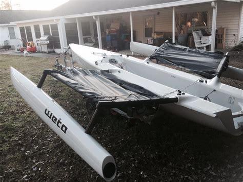 Jon Boats For Sale Charleston Sc by 10 500 2012 Weta Trimaran Sail Boat Charleston Sc