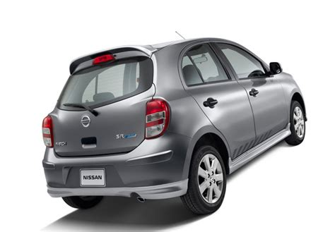 Nissan March Wallpapers by Wallpapers Of Nissan March Sr Premium K13 2012