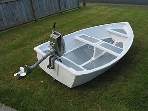 Dixi Dinghy  3 1 Plywood Dinghie
