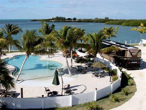 marathon rv keys camping campgrounds parks fl fla florida key park west ocean marina directory 1021 rvs