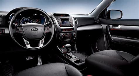 kia sorento 2015 interior 2015 kia sorento review prices specs