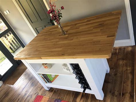 freestanding kitchen island  built  bookcase