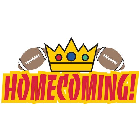Football Homecoming Clip Art Free