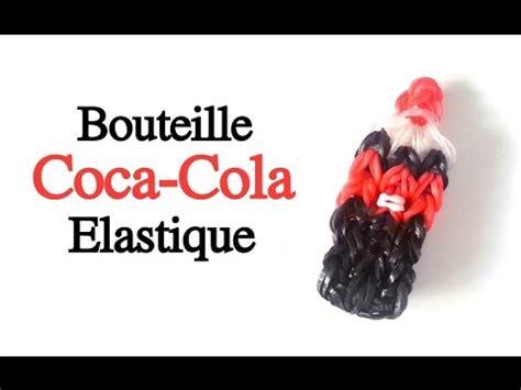 comment faire une bouteille coca cola avec des 233 lastiques
