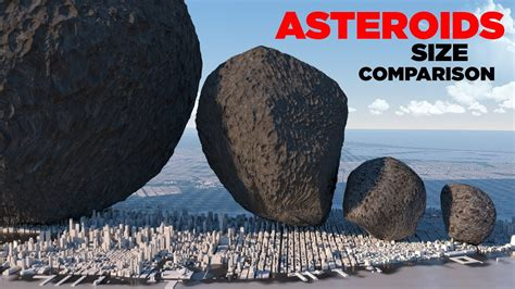 An asteroids size comparison over Manhattan... and beyond ...