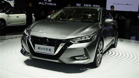 Nissan Sylphy 2020 by Nissan Sylphy 2020 El Futuro Sentra Asoma En China
