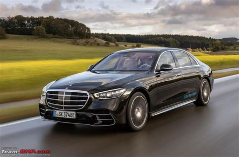 Obviously, the government's estimates will vary between the two different powertrains, and we expect the larger of the engines to. Spy Pics: 2021 Mercedes S-Class Edit: now unveiled - Page ...