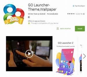 Go Launcher Wallpaper
