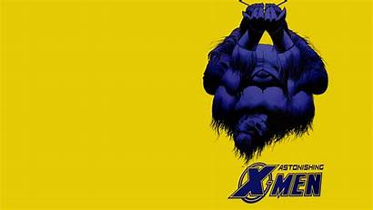 Beast Marvel Comics Wallpapers Backgrounds Rogue Background