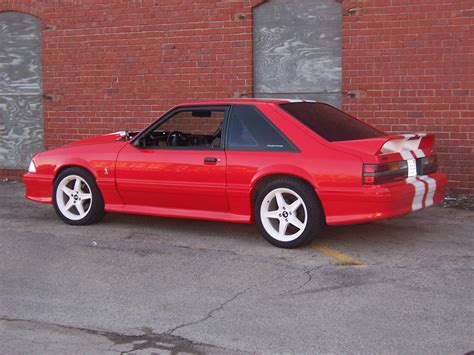 1993 ford mustang gt for ford mustang 1979 1993 3rd generation amcarguide