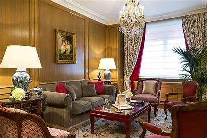 Decoration Louis Xv Chambre Classici Soggiorno Classico