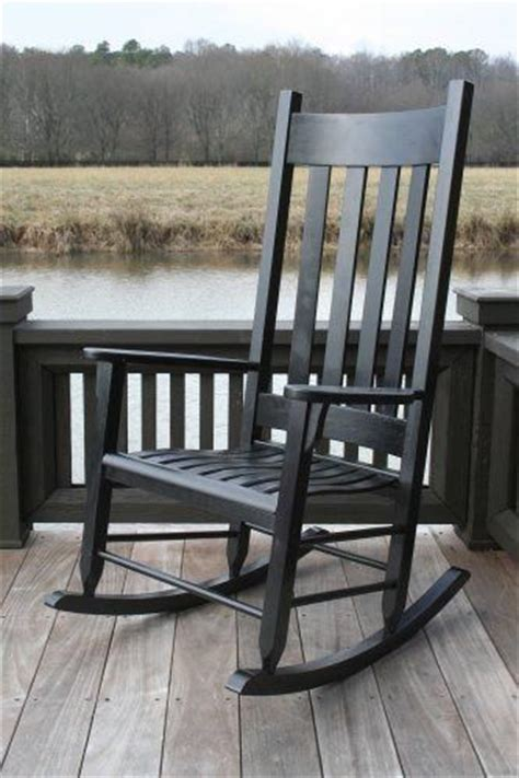 black rocking chairs for the front porch chaise ber 231 ante