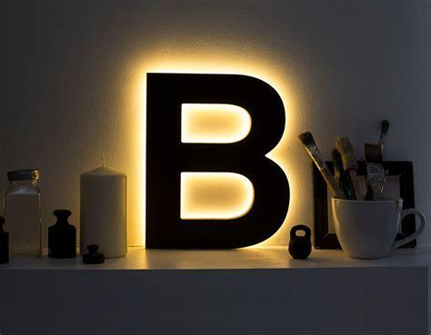 letter light led light up letters led sign l