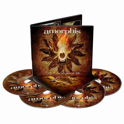 Lakes Land Thousand Forging Amorphis Dvd Cd