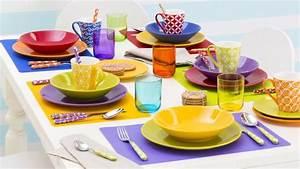 Service Assiette Design : service vaisselle couleur assiette blanche moderne infodelasyrie ~ Teatrodelosmanantiales.com Idées de Décoration