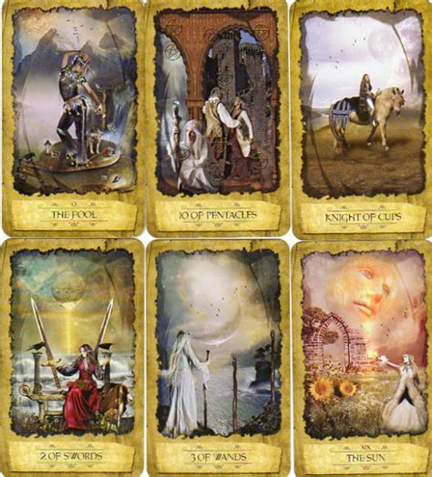 78 whispers in my ear deck review mystic dreamer tarot